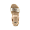 Sandali da donna bata, beige, 569-8361 - 17