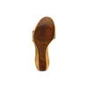 Sandali con zeppa bata, nero, 764-6435 - 19