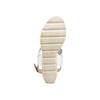 Sandali con motivo intreccio bata-touch-me, bianco, 764-1309 - 19