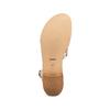 Sandali infradito bata, beige, 569-8205 - 19