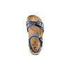 Sandali con stampa mini-b, blu, 261-9213 - 17