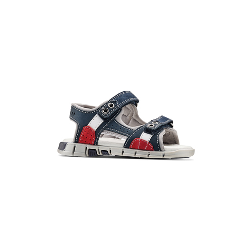 Sandali da bambino mini-b, blu, 263-9205 - 13