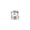 Sandali con strass mini-b, argento, 361-1237 - 15