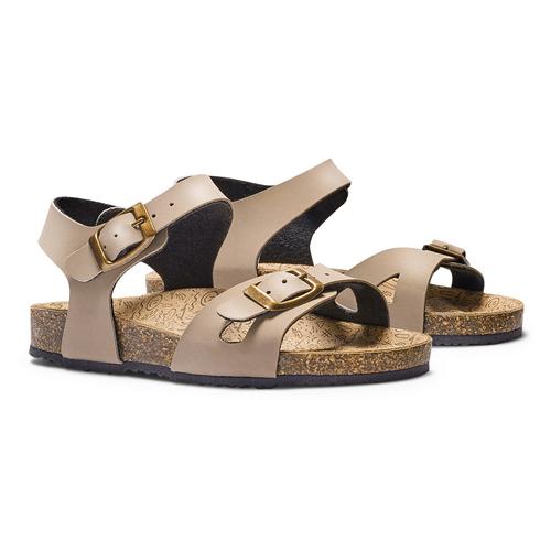 Sandali Mini B mini-b, beige, 361-3254 - 26