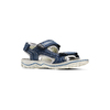 Sandali weinbrenner-junior, blu, 463-9102 - 13