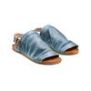 Sandali in pelle bata, blu, 564-9282 - 16