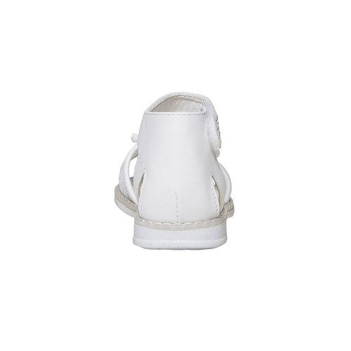 Sandali da ragazza con fiocco mini-b, 261-0177 - 17