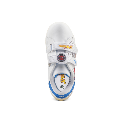 Sneakers con luci spiderman, bianco, 311-1158 - 17