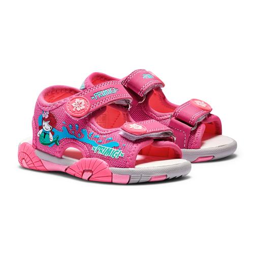 Sandali Primigi da bambina primigi, rosa, 269-5112 - 26