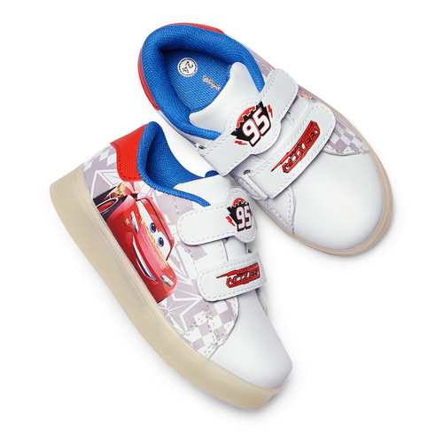 Sneakers Cars spiderman, bianco, 211-1179 - 26