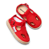 Sandali Superga superga, rosso, 169-5139 - 26