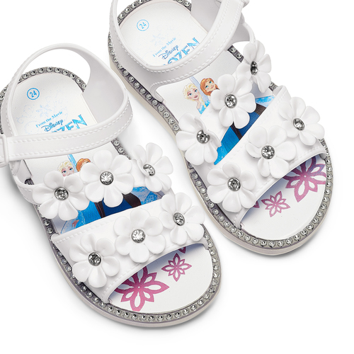 Sandali Frozen frozen, bianco, 272-1139 - 26