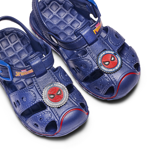 Sandali Spiderman spiderman, blu, 272-9155 - 26