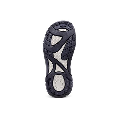 Sandali in pelle da bambino mini-b, blu, 363-9244 - 19
