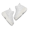Sneakers alte con platform bata, bianco, 541-1231 - 26