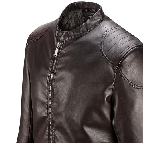 Jacket  bata, marrone, 971-4221 - 15