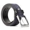Cintura in suede bata, blu, 953-9116 - 26