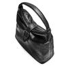 Handbag  bata, nero, 961-6103 - 17