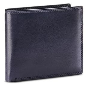 Portafoglio da uomo in pelle bata, blu, 944-9127 - 13