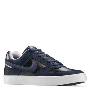 Sport shoe  nike, blu, 801-9726 - 13