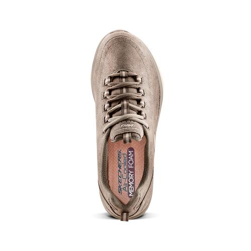 Sport shoe  skechers, neutro, beige, 501-8103 - 17