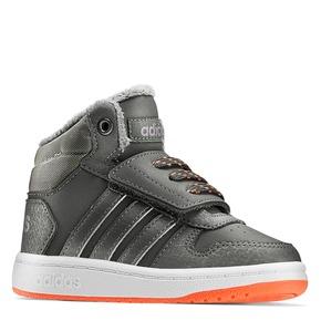 Sport shoe  adidas, grigio, 101-2197 - 13