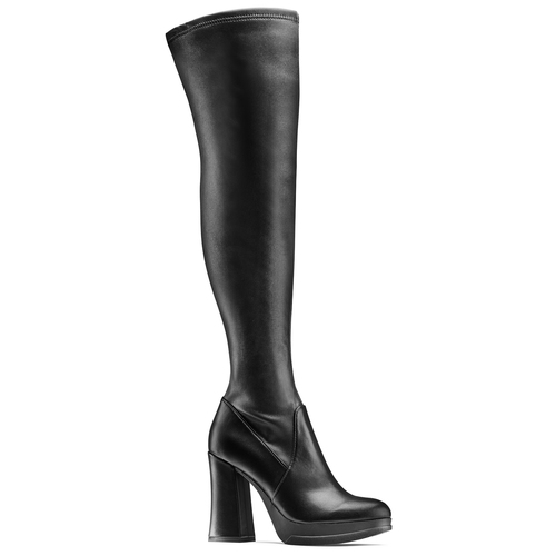 Boot  bata, nero, 791-6292 - 13