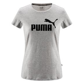 T-shirt  puma, grigio, 939-2737 - 13