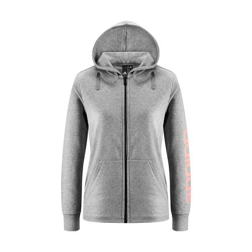 Sweatshirt  adidas, grigio, 919-2419 - 13