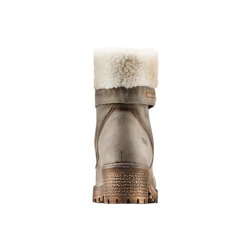 Boot  weinbrenner, grigio, 696-2207 - 15