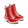 Boot  weinbrenner, rosso, 598-5462 - 16