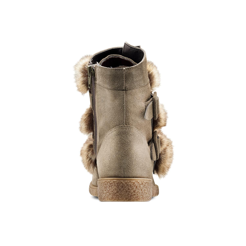 Darse Prisa Ankle boots Michelle con dettagli in pelliccia Tienda Online k0YI5