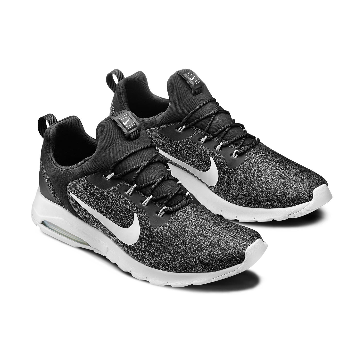 best service 73b23 0dbf2 ... Nike Air Max Motion Racer nike, nero, 809-6710 - 16 ...